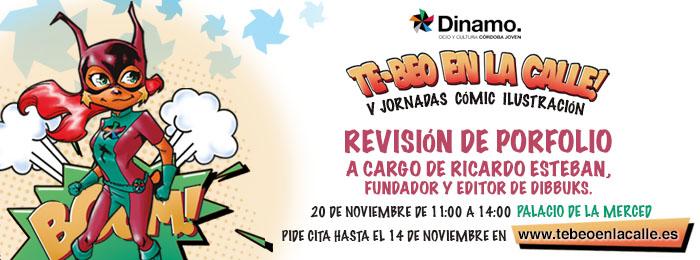 REVISIÓN DE PORFOLIO A CARGO DE RICARDO ESTEBAN DE DIBBUKS