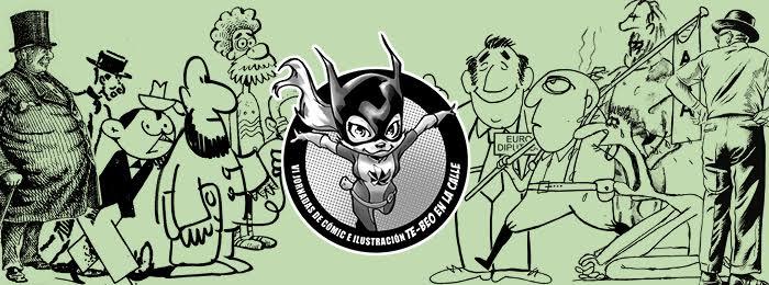Exposición Sátiras de papel. 150 años de humor gráfico con la firma de diez andaluces