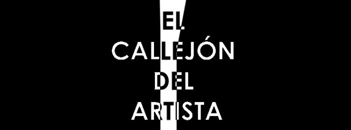 Convocatoria del Callejón del Artista