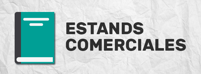 Estands comerciales