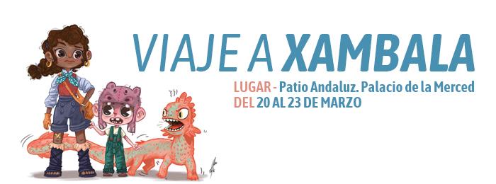 Exposición Viaje a Xambala